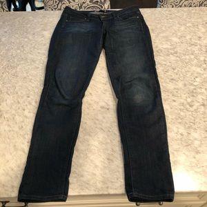 Paige jeans 'Peg Skinny' size 29